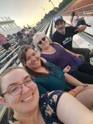 Jose attended AZ Outkast vs Capital City Pioneers - Women's Tackle Football Playoffs on Jun 26th 2021 via VetTix