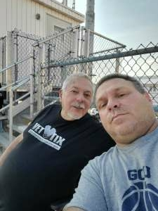 Lee attended AZ Outkast vs Capital City Pioneers - Women's Tackle Football Playoffs on Jun 26th 2021 via VetTix