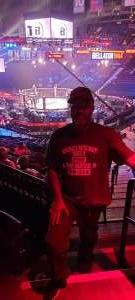 Al attended Bellator MMA 261: Johnson vs. Moldavsky on Jun 25th 2021 via VetTix
