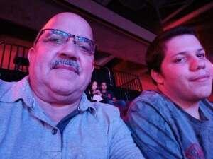 Dave  attended Bellator MMA 261: Johnson vs. Moldavsky on Jun 25th 2021 via VetTix