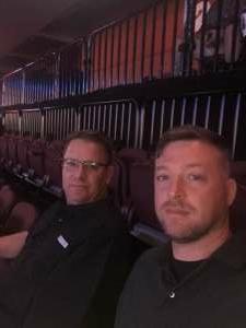Jamiep attended Bellator MMA 261: Johnson vs. Moldavsky on Jun 25th 2021 via VetTix