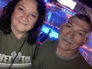 Jim T attended Bellator MMA 261: Johnson vs. Moldavsky on Jun 25th 2021 via VetTix
