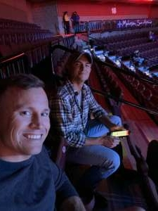 Eric attended Bellator MMA 261: Johnson vs. Moldavsky on Jun 25th 2021 via VetTix