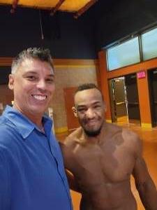 Michael attended Bellator MMA 261: Johnson vs. Moldavsky on Jun 25th 2021 via VetTix