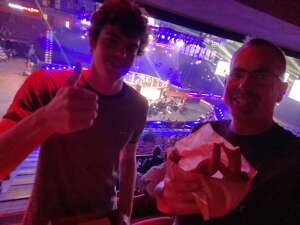 Bill attended Bellator MMA 261: Johnson vs. Moldavsky on Jun 25th 2021 via VetTix