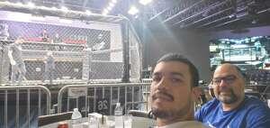 Jorge F attended Vigilant MMA Presents: Combat Quest - High Rollers - Jitsu 3 - Military Appreciation! on Jul 3rd 2021 via VetTix