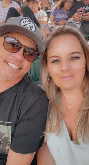 Laura attended Colorado Rockies vs. Pittsburgh Pirates on Jun 28th 2021 via VetTix