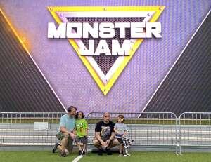 Russ Holman attended Monster Jam on Jul 18th 2021 via VetTix
