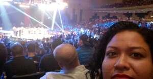Luna attended Bkfc 18 : Bare Knuckle Fighting on Jun 26th 2021 via VetTix