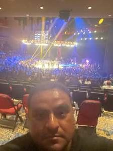 Mario Amaro attended Bkfc 18 : Bare Knuckle Fighting on Jun 26th 2021 via VetTix