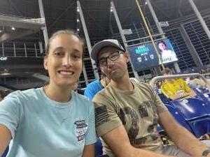 Tim attended Miami Marlins vs. Los Angeles Dodgers - MLB on Jul 5th 2021 via VetTix