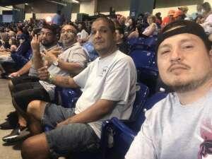 Pedro attended Miami Marlins vs. Los Angeles Dodgers - MLB on Jul 5th 2021 via VetTix
