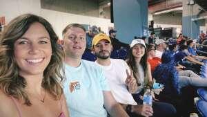 TC attended Miami Marlins vs. Los Angeles Dodgers - MLB on Jul 5th 2021 via VetTix