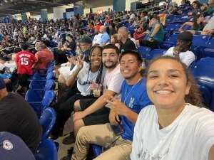 Rhonda attended Miami Marlins vs. Los Angeles Dodgers - MLB on Jul 5th 2021 via VetTix