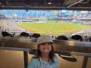 G8S attended Miami Marlins vs. Los Angeles Dodgers - MLB on Jul 5th 2021 via VetTix