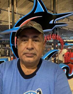 Miguel Jose Duarte attended Miami Marlins vs. Los Angeles Dodgers - MLB on Jul 5th 2021 via VetTix