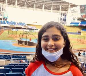 Antonio  attended Miami Marlins vs. Los Angeles Dodgers - MLB on Jul 5th 2021 via VetTix