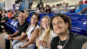 Keith attended Miami Marlins vs. Los Angeles Dodgers - MLB on Jul 5th 2021 via VetTix
