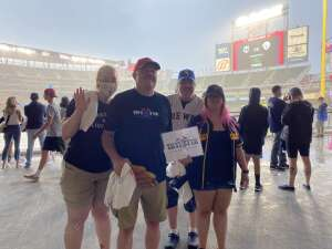 Click To Read More Feedback from Minnesota Twins vs. Milwaukee Brewers - MLB