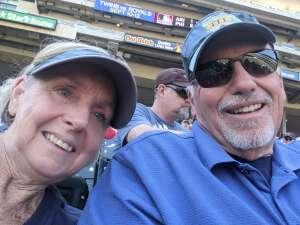 Bob attended Minnesota Twins vs. Milwaukee Brewers - MLB on Aug 29th 2021 via VetTix