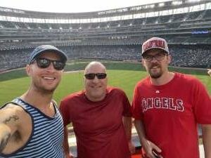 DB attended Minnesota Twins vs. Milwaukee Brewers - MLB on Aug 29th 2021 via VetTix