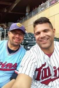Robin attended Minnesota Twins vs. Milwaukee Brewers - MLB on Aug 29th 2021 via VetTix
