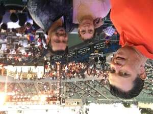John S. attended Premier Boxing Champions - Colbert vs. Nyambayar on Jul 3rd 2021 via VetTix