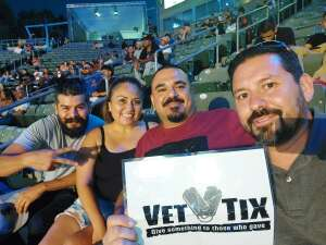 Sergeant P.  attended Premier Boxing Champions - Colbert vs. Nyambayar on Jul 3rd 2021 via VetTix