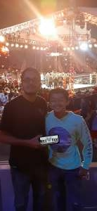 Sal. B attended Premier Boxing Champions - Colbert vs. Nyambayar on Jul 3rd 2021 via VetTix