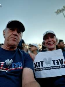 Dale Meyers attended Premier Boxing Champions - Colbert vs. Nyambayar on Jul 3rd 2021 via VetTix
