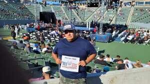 Juan Mandujano attended Premier Boxing Champions - Colbert vs. Nyambayar on Jul 3rd 2021 via VetTix