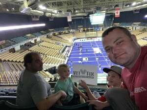 James attended Massachusetts Pirates vs. Bismarck Bucks - Professional Arena Football ** Military Appreciation Night ** on Jul 10th 2021 via VetTix