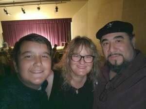 Mel Lo attended Chris and Lena Jacome with Arizona Philharmonic on Jun 26th 2021 via VetTix