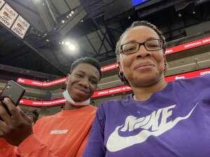 Art attended Phoenix Mercury vs. Los Angeles Sparks - WNBA on Jun 27th 2021 via VetTix