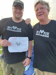 Tekkno attended Totally Awesome 80s on Jul 16th 2021 via VetTix