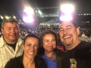 Gerald  attended Pacific Symphony Orchestra July 4th Spectacular - Elton John Tribute on Jul 4th 2021 via VetTix