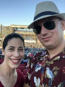 Isaac attended Pacific Symphony Orchestra July 4th Spectacular - Elton John Tribute on Jul 4th 2021 via VetTix