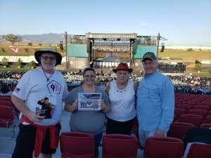 Bill Reitz attended Pacific Symphony Orchestra July 4th Spectacular - Elton John Tribute on Jul 4th 2021 via VetTix
