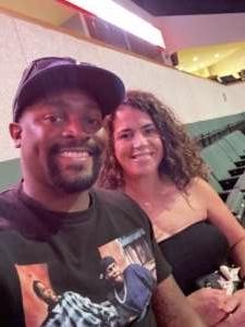 Terrence attended Snoop Dogg vs. DJ Snoopadelic on Jul 1st 2021 via VetTix