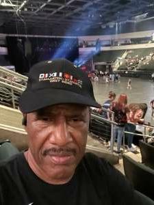 Keena  attended Snoop Dogg vs. DJ Snoopadelic on Jul 1st 2021 via VetTix