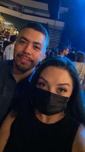C Aguilar  attended Snoop Dogg vs. DJ Snoopadelic on Jul 1st 2021 via VetTix