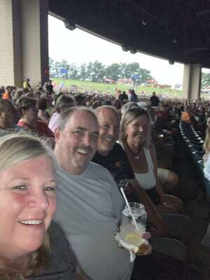 Jay attended An Evening With Chicago and Their Greatest Hits on Jul 17th 2021 via VetTix