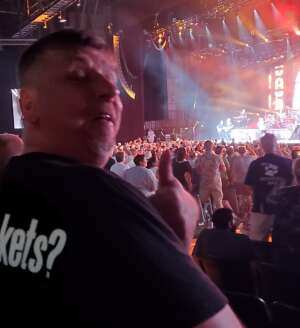 Bruce Robison attended An Evening With Chicago and Their Greatest Hits on Jul 17th 2021 via VetTix