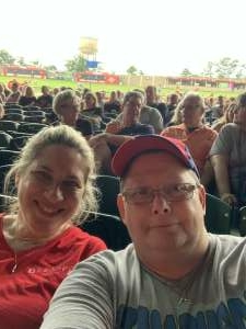 E. Shank attended An Evening With Chicago and Their Greatest Hits on Jul 17th 2021 via VetTix