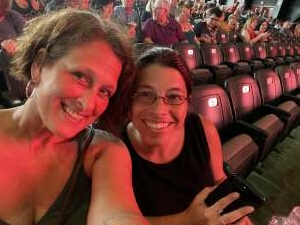 Tisa Franks, US Army Veteran attended An Evening With Chicago and Their Greatest Hits on Jul 17th 2021 via VetTix