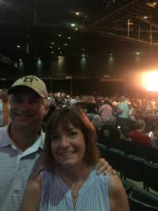 Ken attended An Evening With Chicago and Their Greatest Hits on Jul 17th 2021 via VetTix