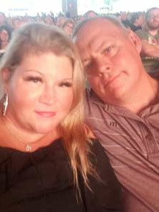 Richard attended An Evening With Chicago and Their Greatest Hits on Jul 17th 2021 via VetTix