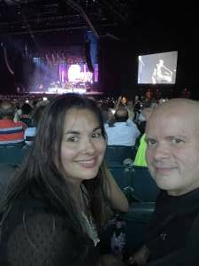 Normanvel  attended An Evening With Chicago and Their Greatest Hits on Jul 17th 2021 via VetTix