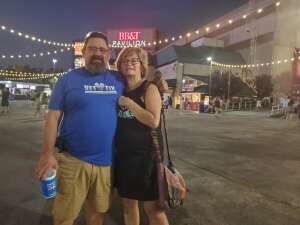 Dave Phillips attended An Evening With Chicago and Their Greatest Hits on Jul 17th 2021 via VetTix