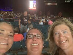 Halsey attended An Evening With Chicago and Their Greatest Hits on Jul 17th 2021 via VetTix